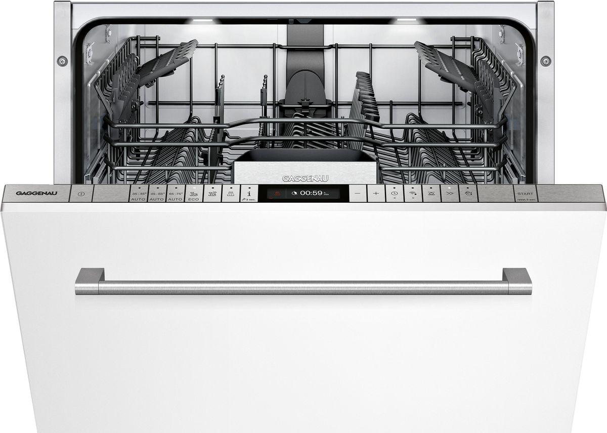 DF260165 Geschirrspüler Serie 200 Voll integrierbar Höhe 81.5 cm