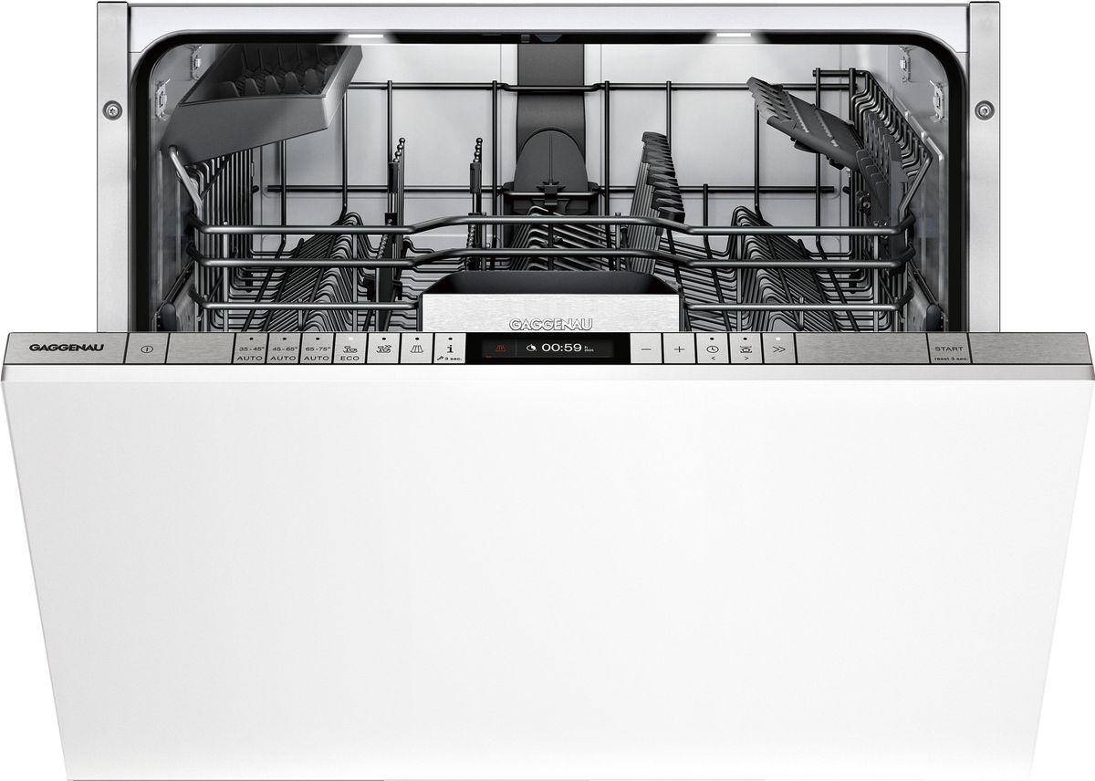 DF261261 Geschirrspüler Serie 200 Voll integrierbar Höhe 86.5 cm
