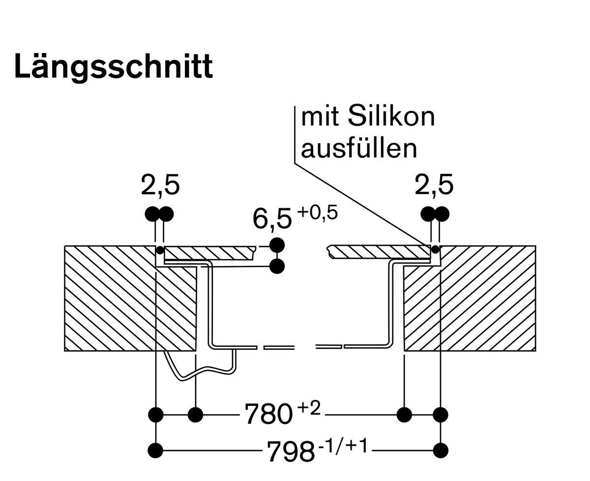 Gaggenau CI283102, Induktionskochfeld – Bild 4