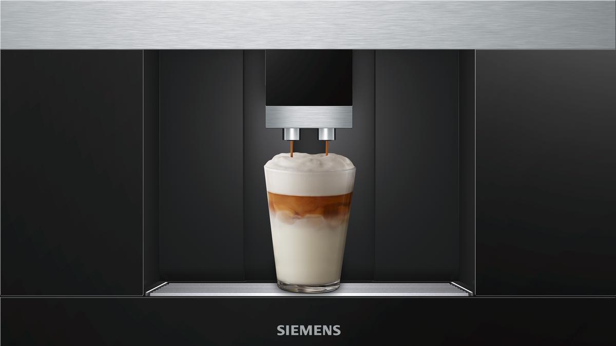 CT636LES1 Kaffeevollautomat Edelstahl – Bild 5