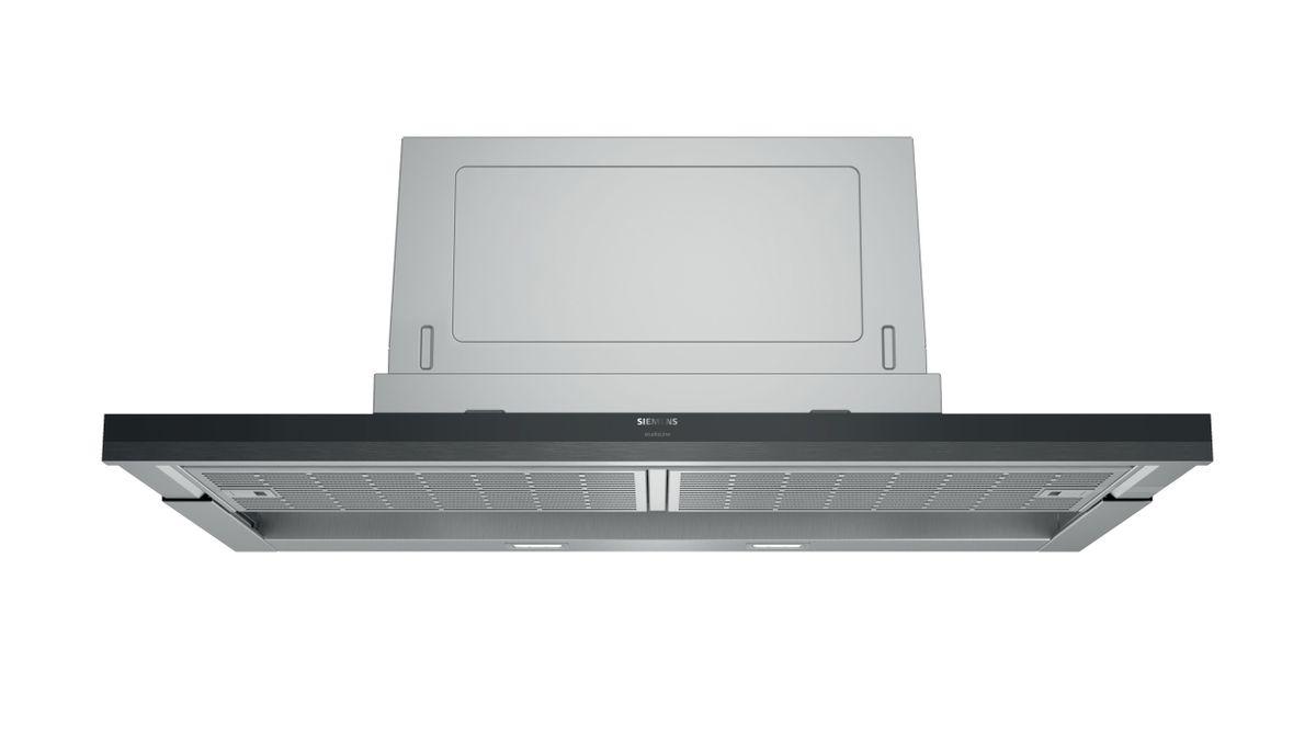 LI97SA560S Edelstahl 90 cm Flachschirmhaube – Bild 1