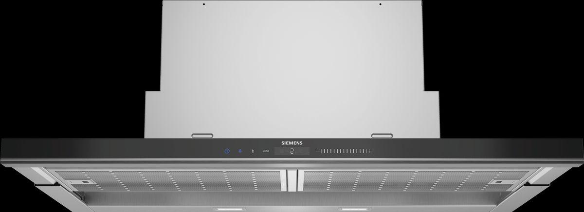 LI99SA680S Edelstahl 90 cm Flachschirmhaube – Bild 1