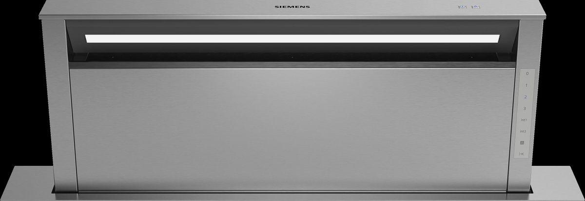 LD96DAM50 Edelstahl Tischlüftung 90 cm – Bild 1