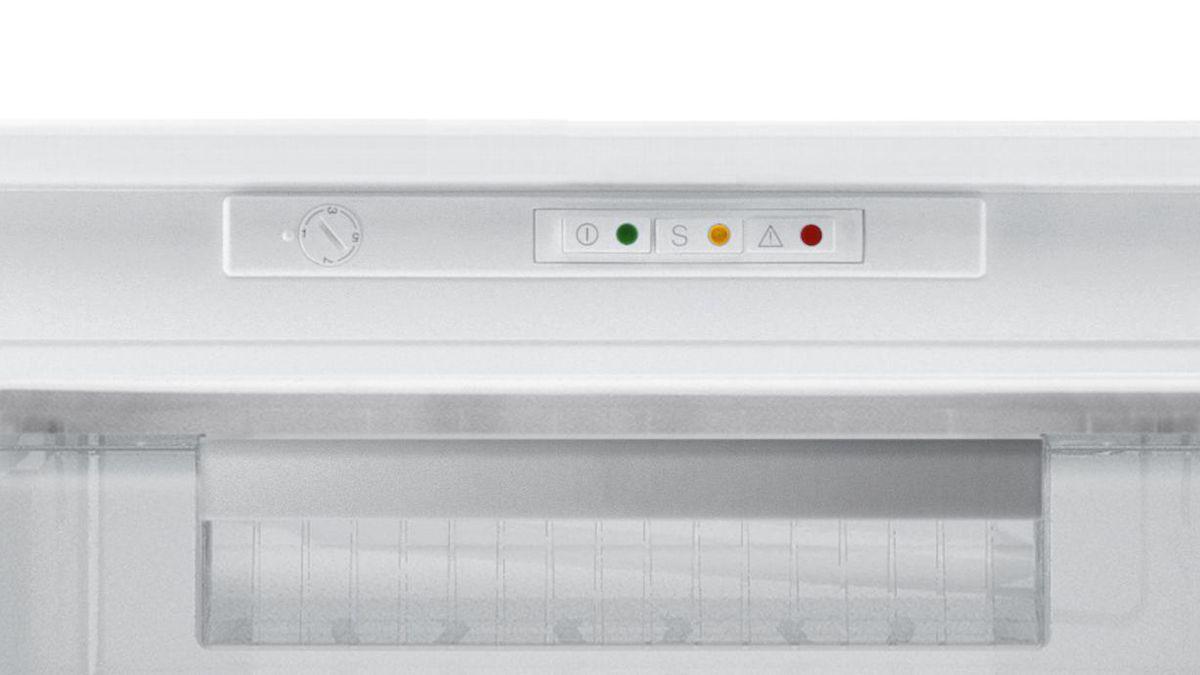 GI18DA20 Einbau-Gefrierschrank Schlepptür-Technik – Bild 2