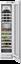 RW414301 Vario Weinklimaschrank Serie 400 voll integrierbar Nischenbreite 45.7 cm, Nischenhöhe 213.4 cm – Bild 2