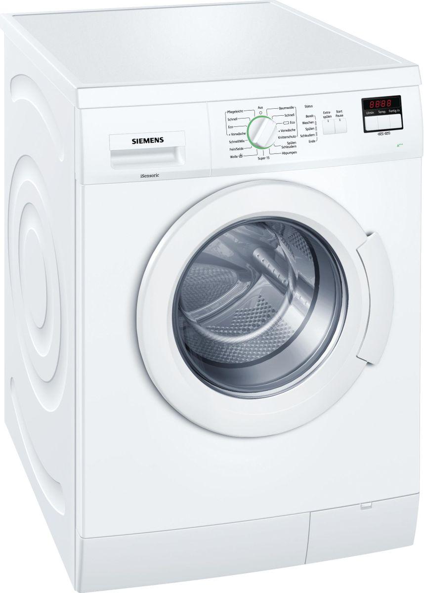 WM14E220 Waschmaschine – Bild 1