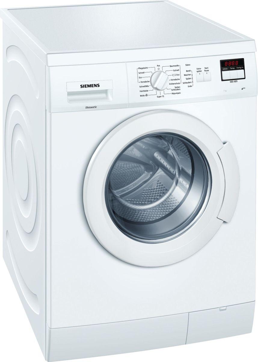 WM14E22A iSensoric Waschmaschine – Bild 1