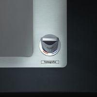 Hansgrohe C71-F450-06 Spülencombi 450, edelstahl 43201800