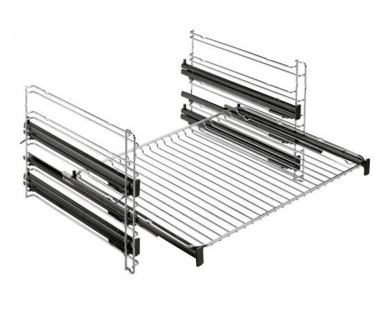 AEG BEK435060M Einbau-Backofen mit 3 fach Vollauszug FlexyRunners EEK: A+ – Bild 4
