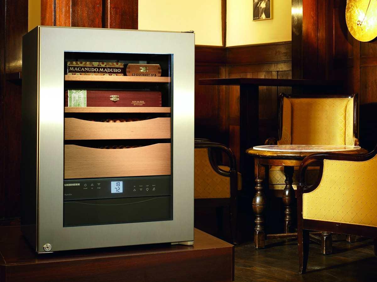 Liebherr ZKes453  Zigarrenlagerschrank Humidor – Bild 2