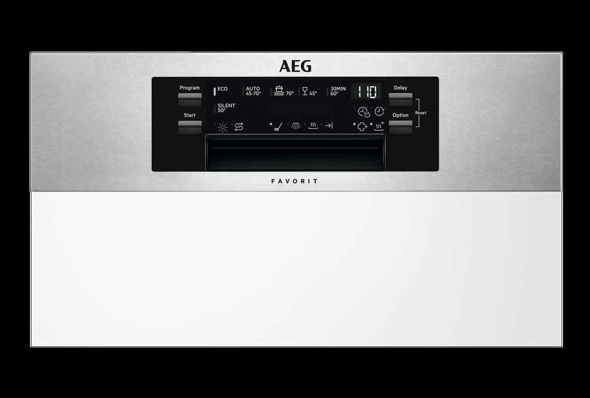 AEG FEE62400PM Integrierter-Geschirrspüler – Bild 2