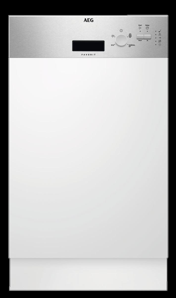 AEG FEB31400ZM Integrierter-Geschirrspüler – Bild 1