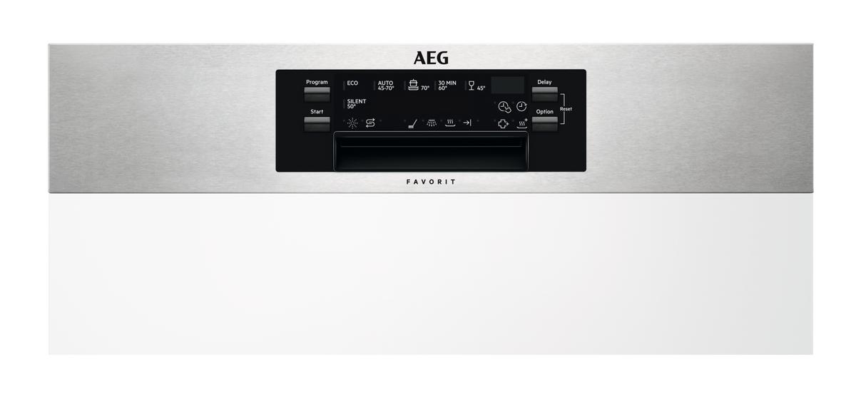 AEG FEE62600PM Integrierter-Geschirrspüler – Bild 3