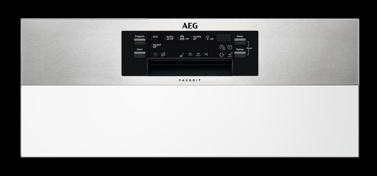 AEG FAV55IM0P Integrierter-Geschirrspüler – Bild 5