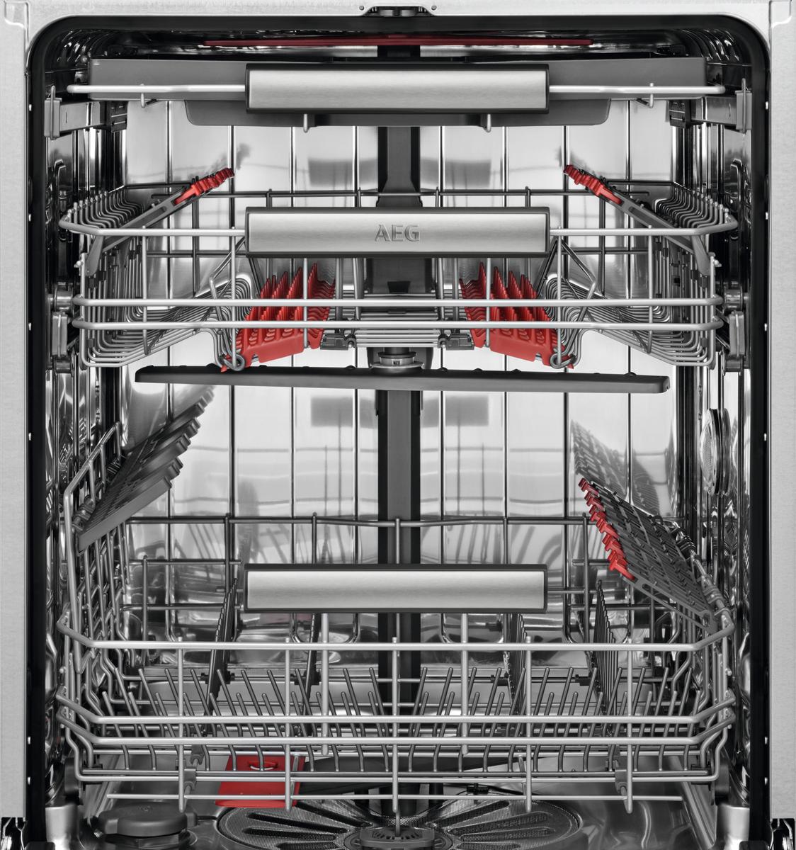 AEG FSE83700P Vollintegrierter-Geschirrspüler – Bild 5