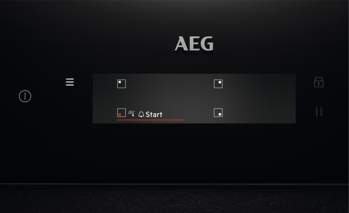 AEG IAE84851XB Autarkes Kochfeld – Bild 6