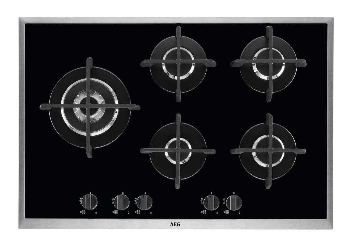 AEG HG795550XB Autarkes Kochfeld – Bild 1