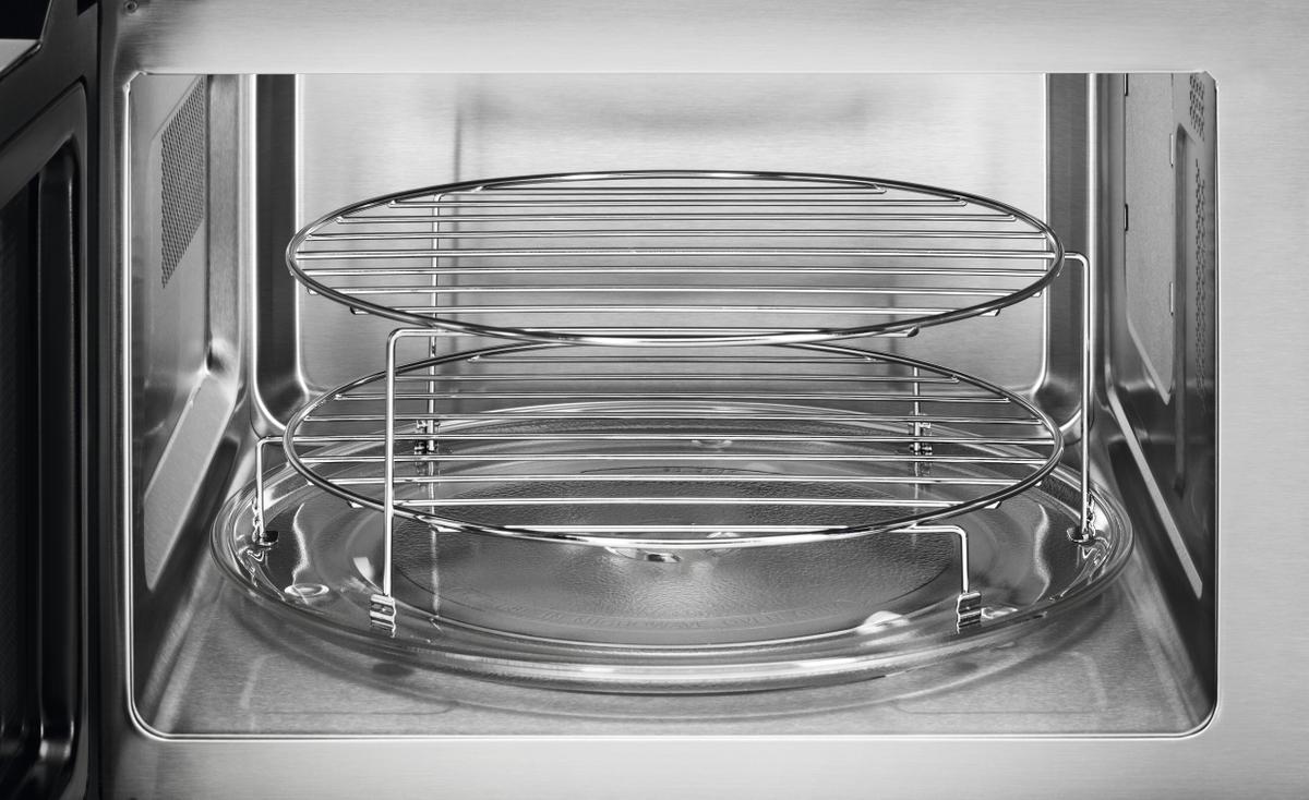 AEG MBE2657S-M 60cm Einbau-Mikrowelle – Bild 2