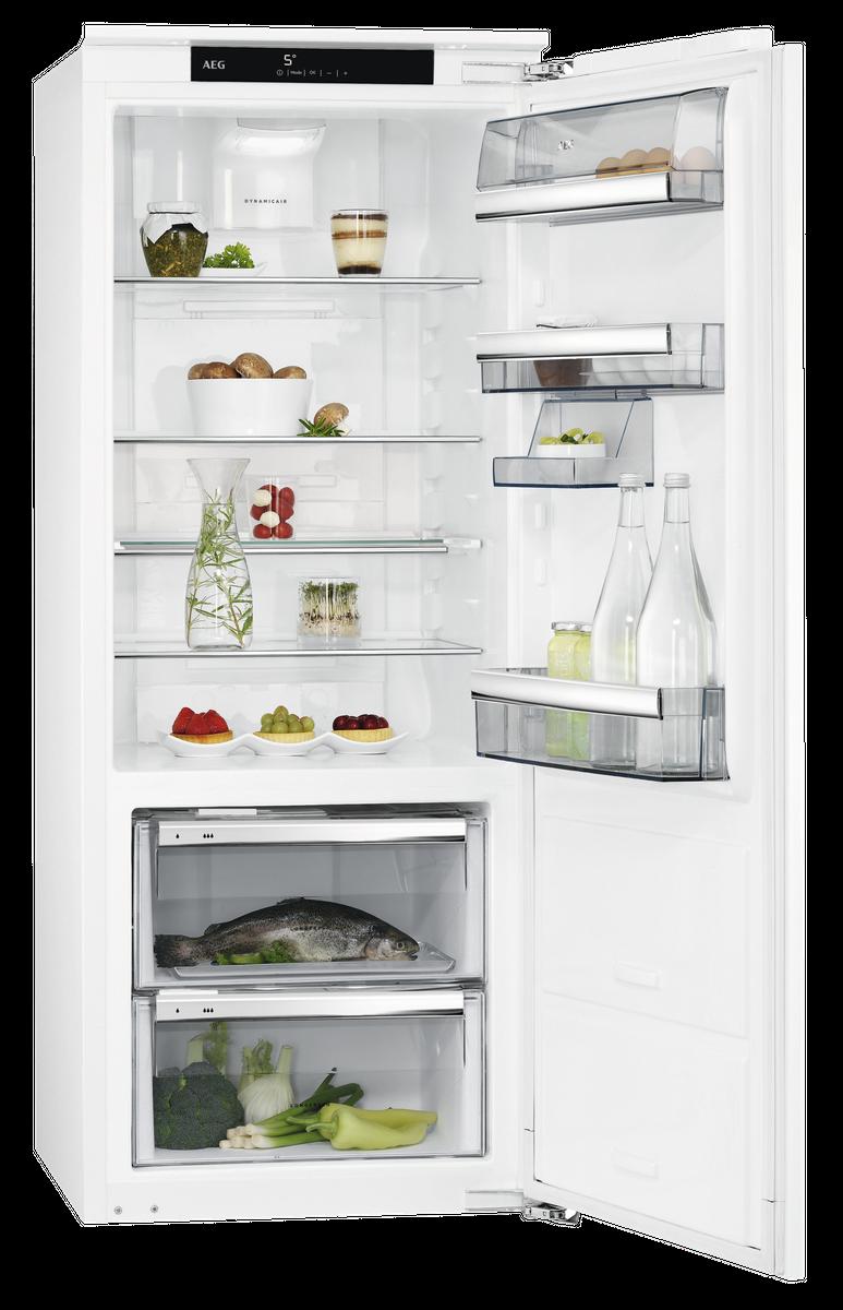 AEG SKE81436ZC Einbaukühlschrank – Bild 1
