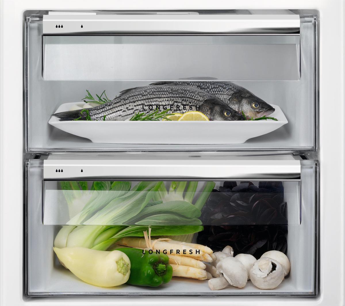 AEG SFE81426ZC Einbaukühlschrank – Bild 2