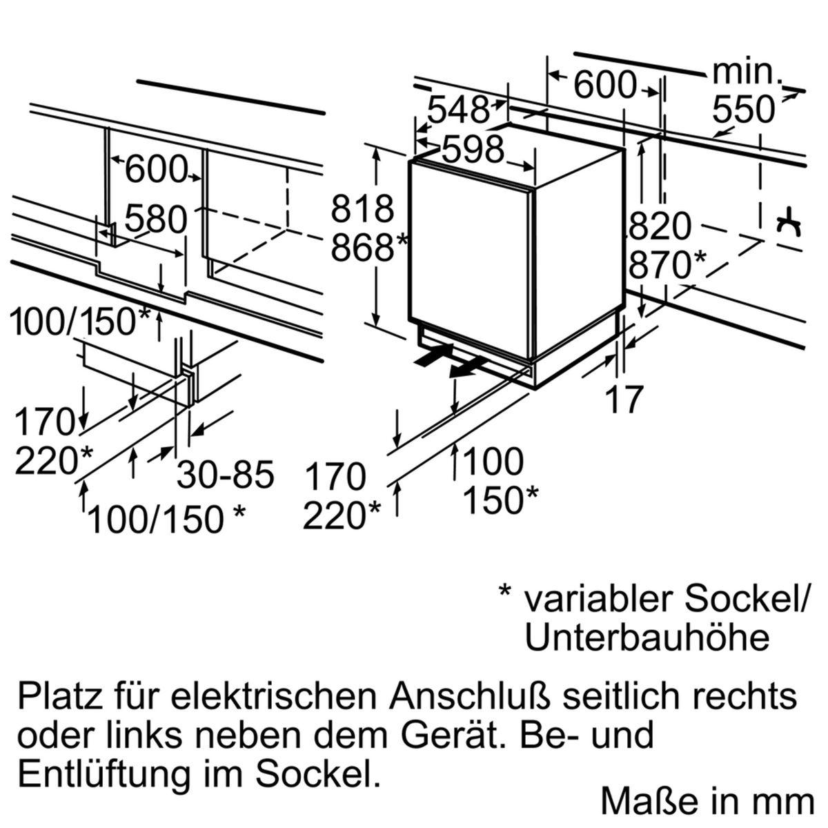 Neff K4316X6 Kühlschrank – Bild 5