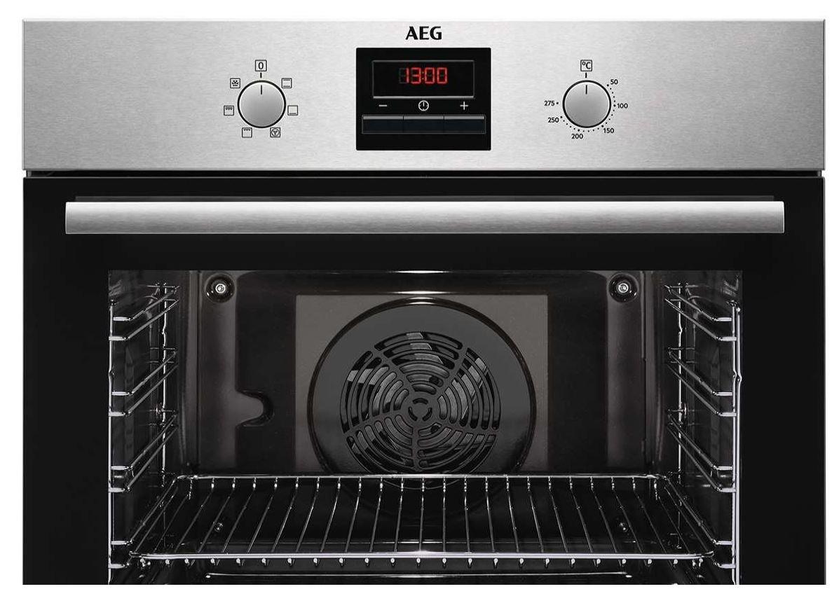 AEG BES331 Set Backofen BES33101ZM + Glaskeramikkochfeld HK634060XB – Bild 3