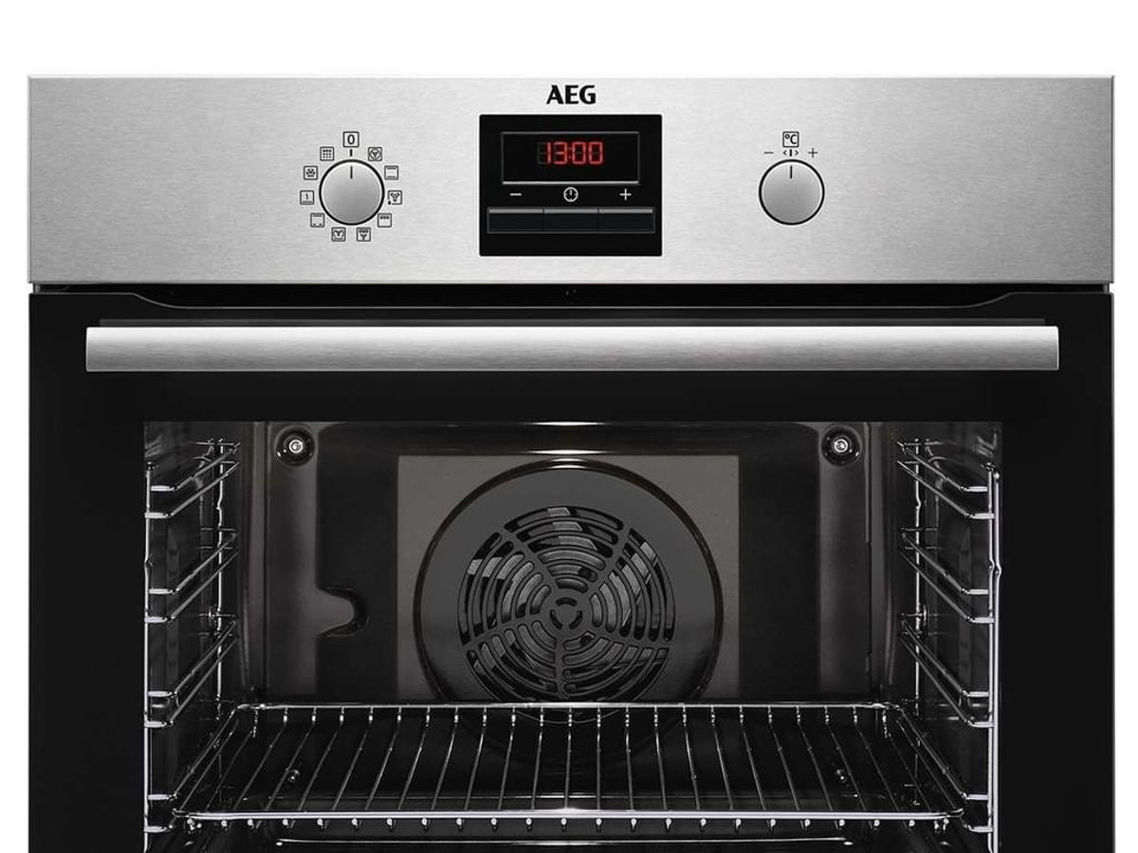 AEG BPS 331 Backofenset A+ Pyrolyse Versenkknebel Glaskeramik 60 cm Edelstahl Touch Control – Bild 3