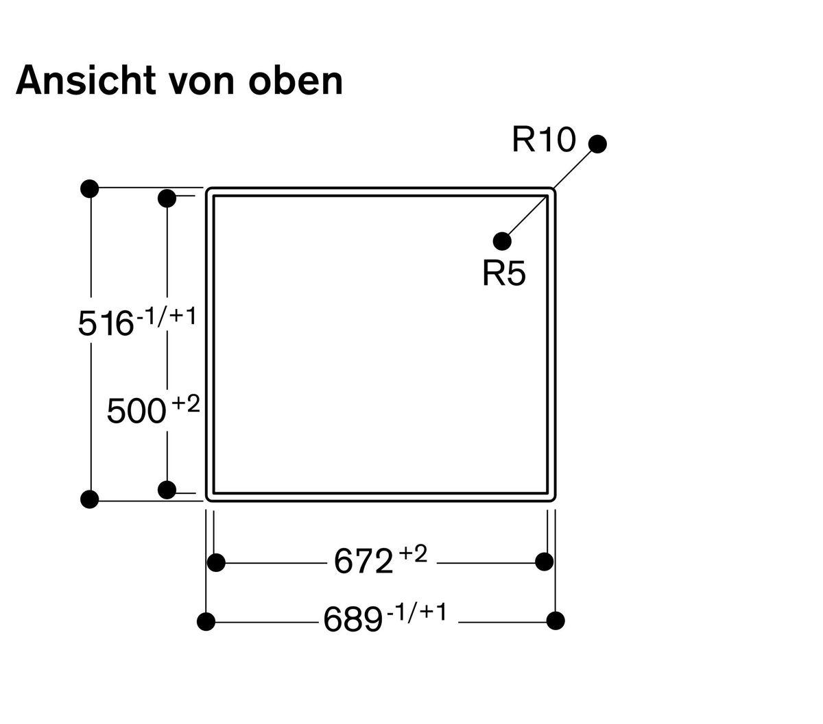 Gaggenau CI272101, Induktionskochfeld – Bild 3