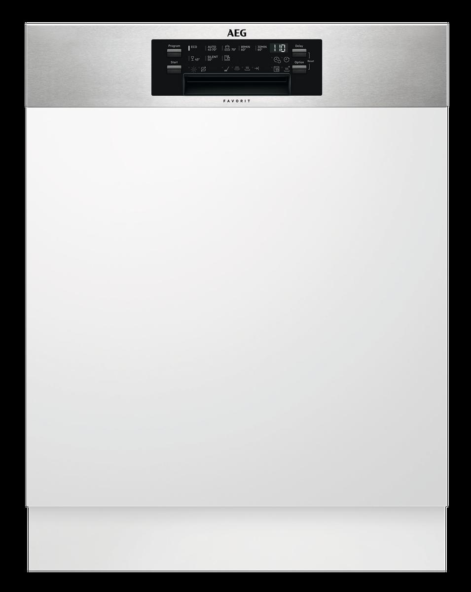 AEG FEE63607PM Integrierter-Geschirrspüler – Bild 1