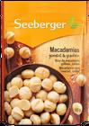 Macadamias geröstet, gesalzen