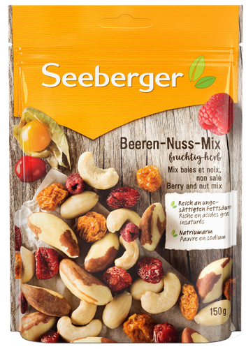 Beeren-Nuss-Mix