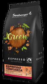 Confianza Bio-Fairtrade Espresso, ganze Bohne 001