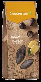 Ingwer in Zartbitterschokolade 001