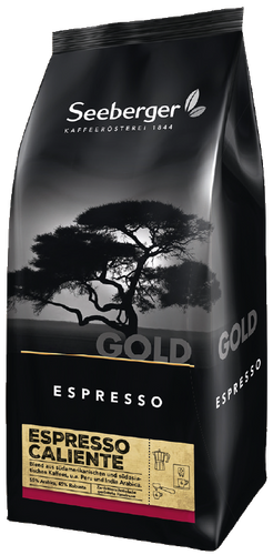 Espresso Caliente, ganze Bohne