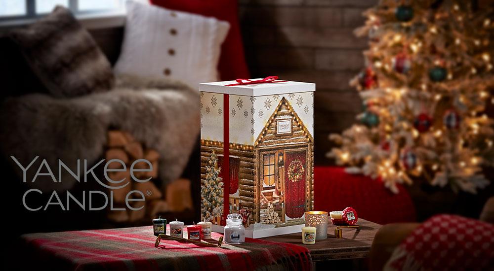 Entdecken Sie die Yankee Candle Geschenkewelt!