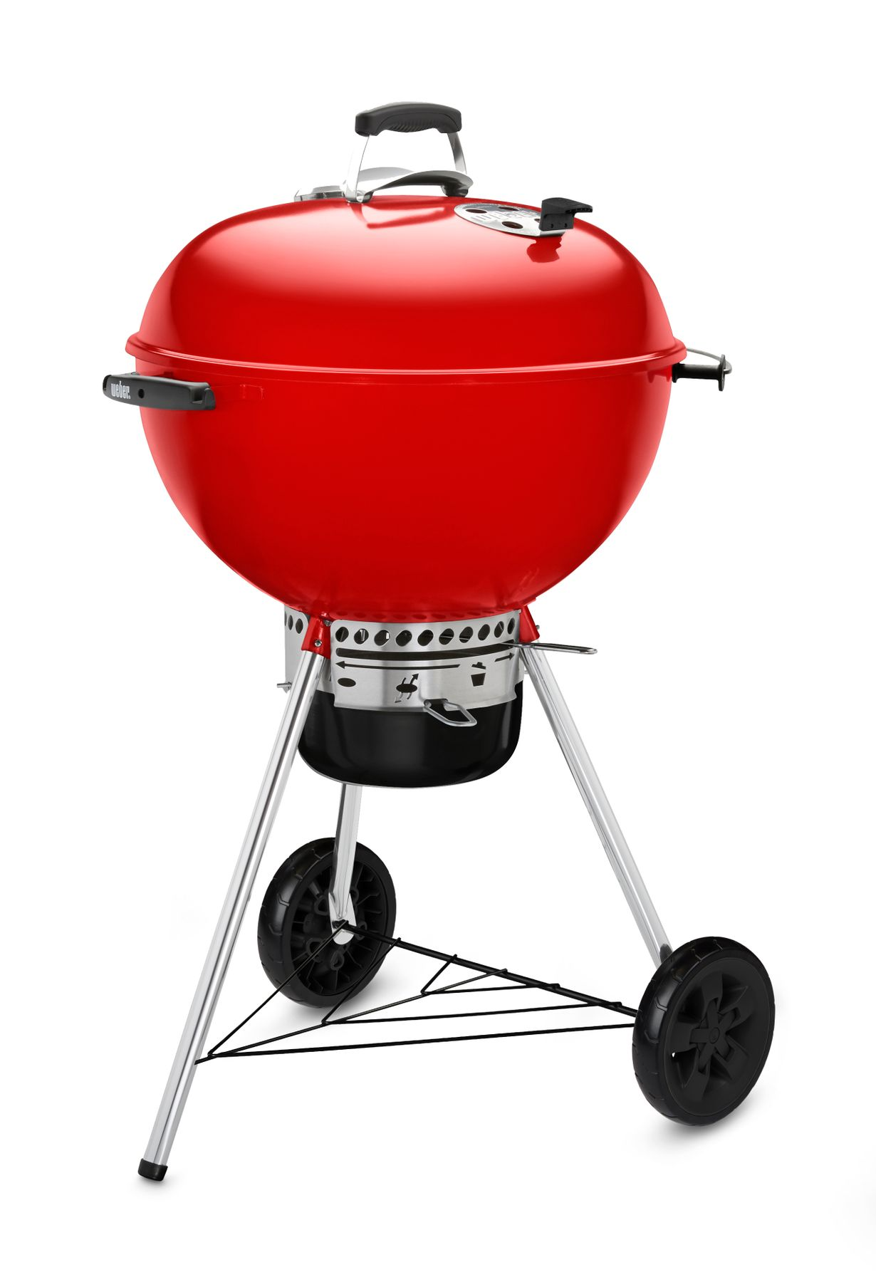 Weber master touch gbs 57cm rot limited special edition for Weber und weber