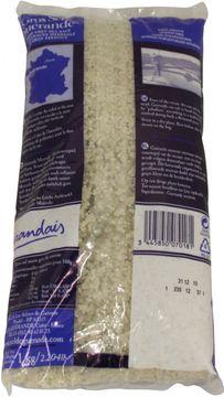 Grobes graues Meersalz 1kg – Bild 2