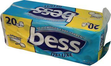 Bless Deluxe Toilettenpapier 4-lagig 20 x 150 Blatt
