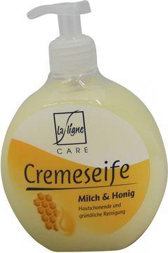 La Ligne Cremeseife Milch + Honig 500ml