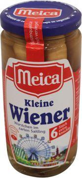 Meica Kleine Wiener extra knackig 6 Stück 150g