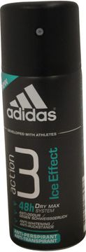 Adidas Action3 Men Ice Effect Deo Spray 150ml