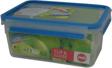 Emsa Clip + Close Frischhaltedose rechteckig 2,3L