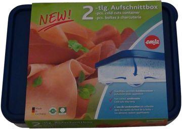 Emsa Snap + Close Frischhaltedose rechteckig 0,85 + 1,5L