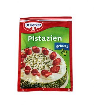 Dr. Oetker Pistazien gehackt 25g