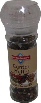 Bad Reichenhaller Bunter Pfeffer Gewürz Salz Mühle
