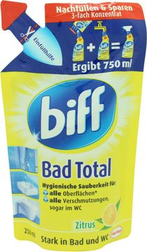 Biff Bad Total 3-fach Konzentrat 250ml