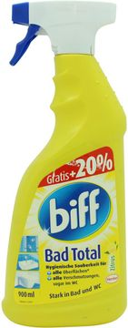 Biff Bad Total Badreiniger Lemon 750ml – Bild 2