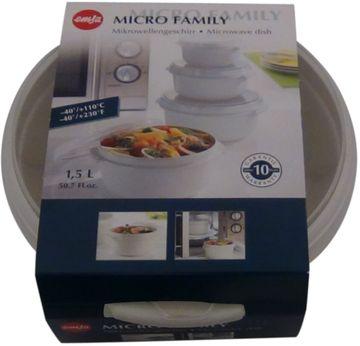 Emsa Micro Family Microwellengeschirr 1,5L