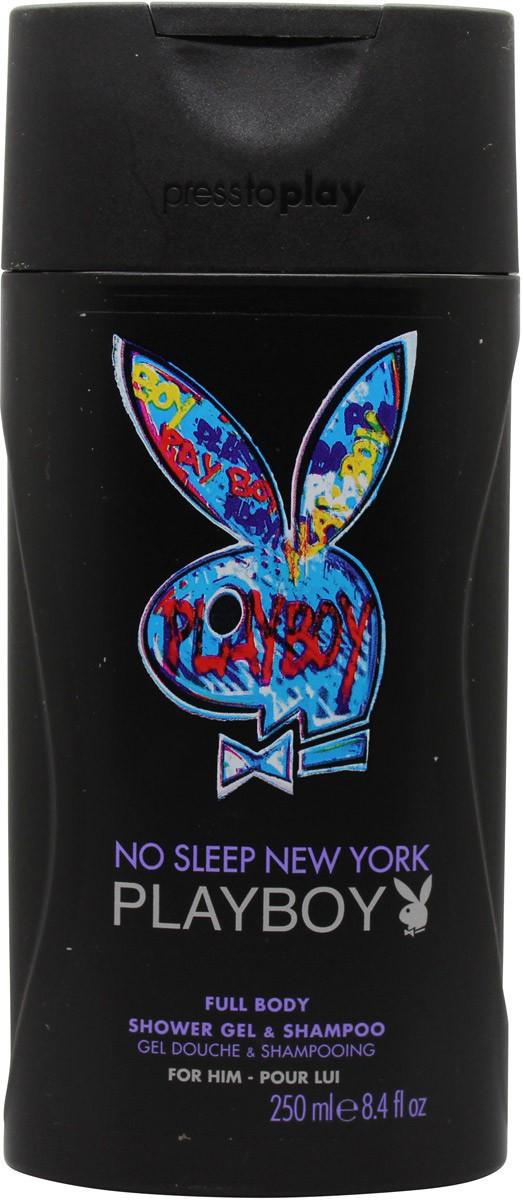 Playboy New York Duschgel 250ml   saymo.de - Lebensmittel