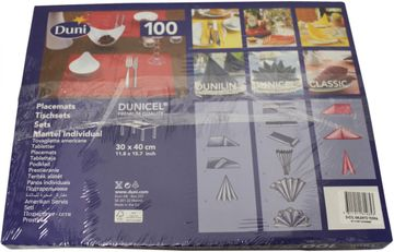 Dunicel 100 Tischsets Salento Terra 30cm x 40cm – Bild 2